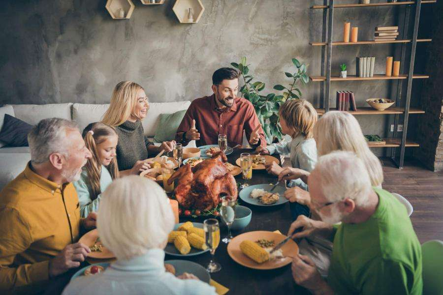 Utilize your family connections and grow your client base this Thanksgiving.